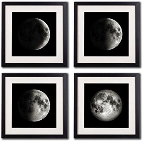 moon wall art
