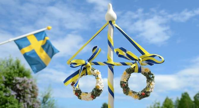 Nordic Mid Summer Litha