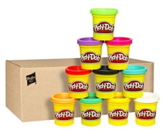 A PIN play-doh 10 pack of colors amazon exclusive