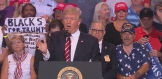 president trump blacks for trump
