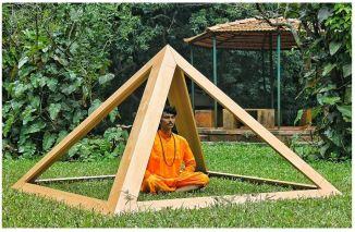 pyramid giza spiritual tent FRAME