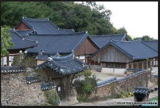Zen Korean Buddhist Temple Rural Private Hermitage