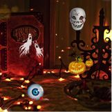 A PIN halloween projector led spotlights 1