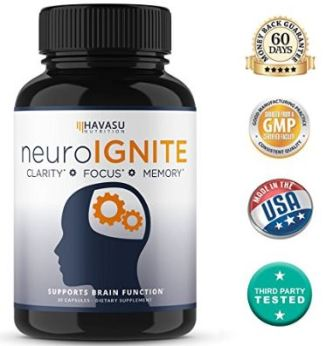 Amazon Mental Performance Nootropic 1