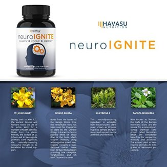 Amazon Mental Performance Nootropic