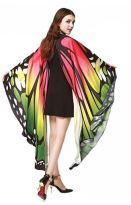 Halloween butterfly shawl 1