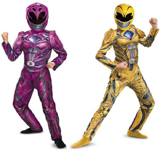 Power Ranger Banner Female