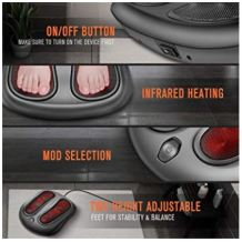 04 Foot Massager with Built-in Infrared Heat