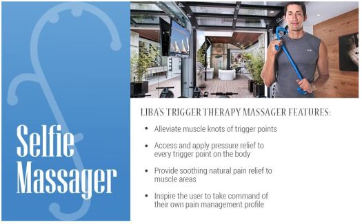 06 LiBa Back and Neck Massager