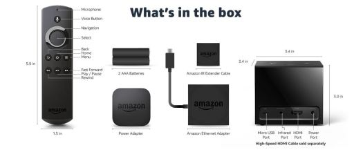 AMAZON fire box 1