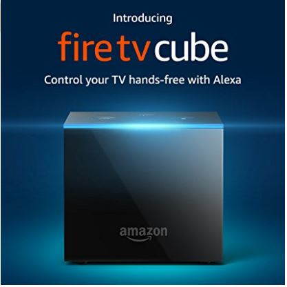 AMAZON fire box 2