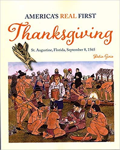 americas real first thanksgiving